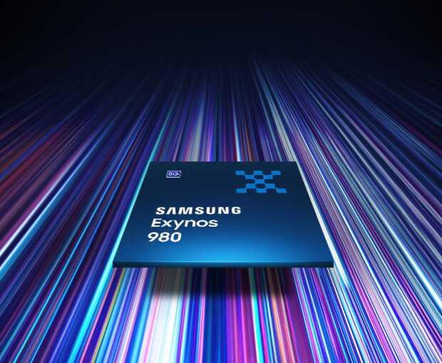 Primer procesador Exynos con 5G integrado de Samsung