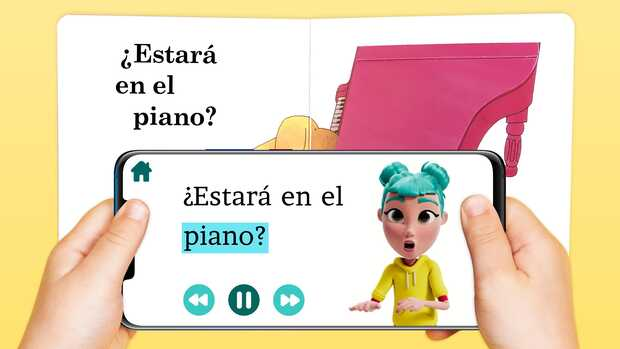 App para aprender a leer especial para niños sordos
