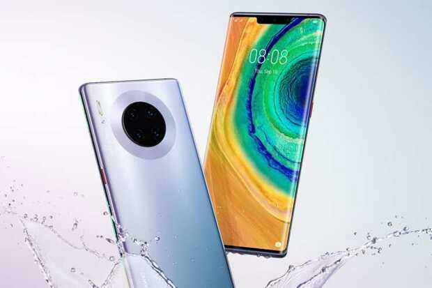 Así serán por fuera los nuevos Huawei Mate 30