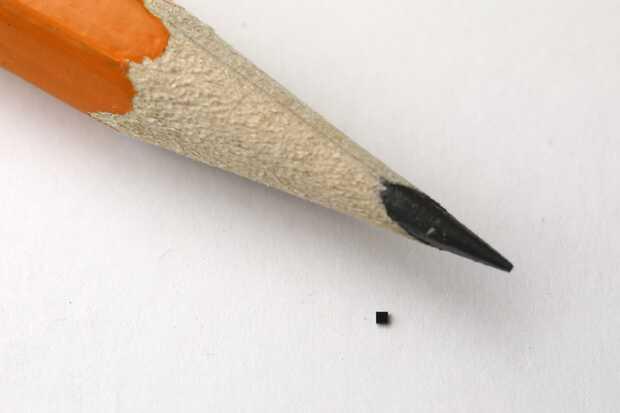 Record Guinness: Este es el sensor de cámara más pequeño del mundo - OmniVision OV6948