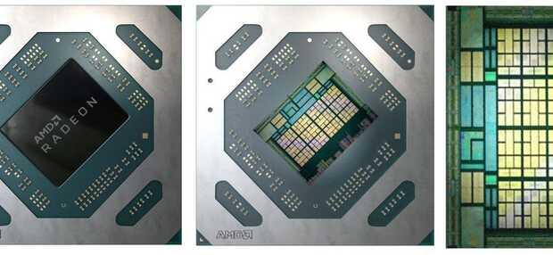 GPU Radeon Pro 5300M y 5500M debutan en el nuevo MacBook Pro
