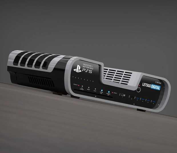 PS5 Dev Kit: su forma tan particulartiene una explicación