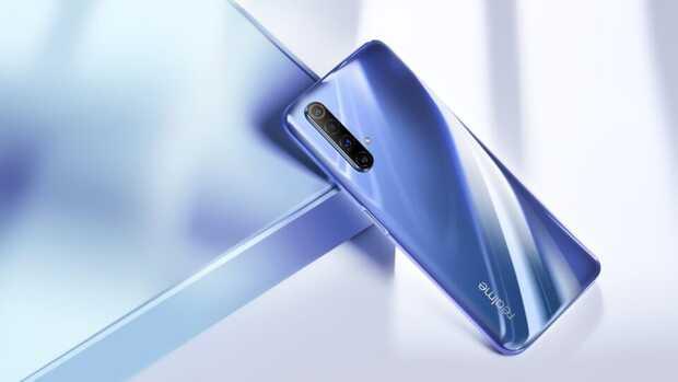 Filtran especificaciones completas del Realme X50 5G