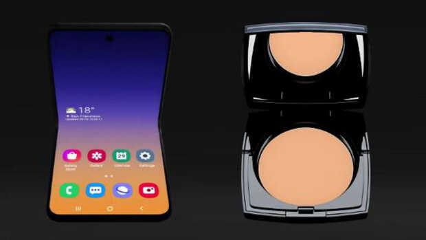 Galaxy Bloom es el nombre del nuevo teléfono plegable de Samsung