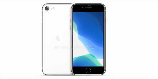 Diseño del iPhone SE 2 es igual al iPhone 8 con varias actualizaciones