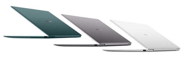 MateBook X Pro: con chip de 10a generación de Intel y cámara emergente
