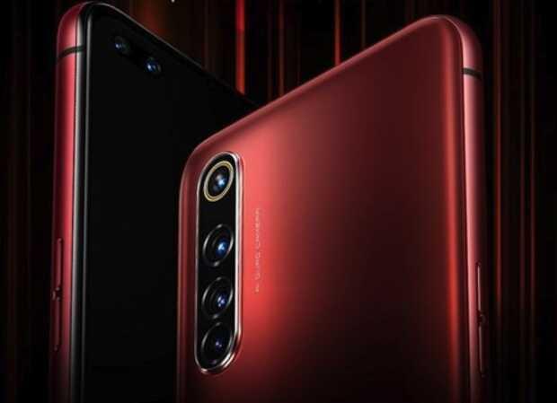 Realme X50 Pro 5G: 6 cámaras y más características oficiales y filtradas
