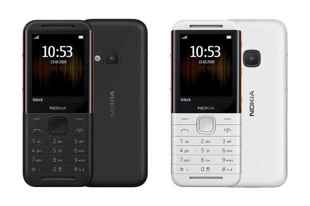 Nokia 5310 revive la famosa serie XpressMusic por solo 40 dólares