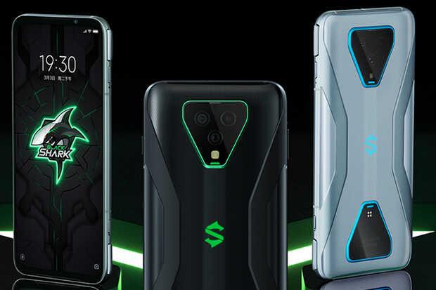 Nuevos móviles gaming Black Shark 3  y 3 Pro con carga rápida y gran pantalla
