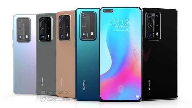 Huawei confirma detalles interesantes sobre el P40 Pro