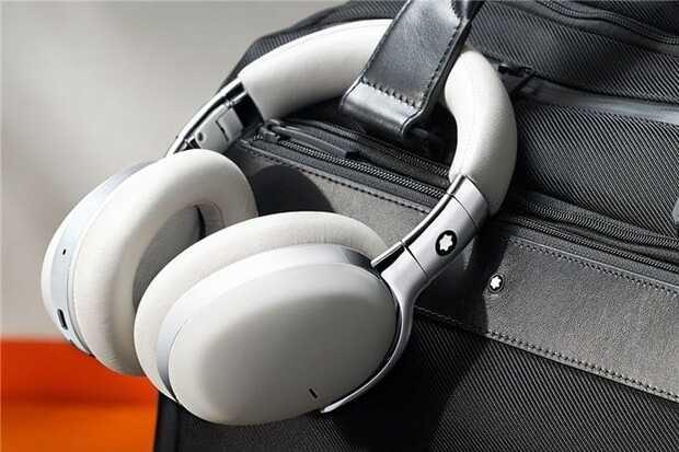 Montblanc lanza sus primeros auriculares inalámbricos con reducción de ruido