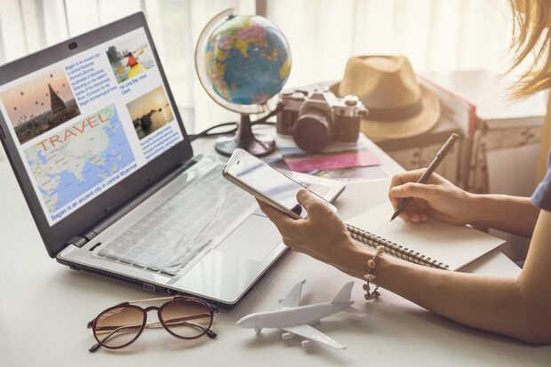 Apps para planificar un viaje de manera rápida y fácil