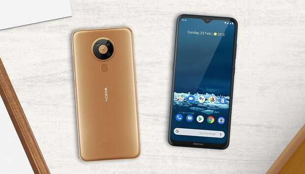 Nokia 5.3 y 1.3: potentes smartphones con las nuevas aplicaciones de Android Go