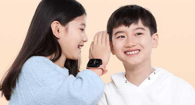 Nuevo reloj inteligente para niños de Xiaomi con cámara dual y GPS incorporado