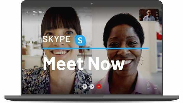 Skype lanza videollamadas sin registro o instalación