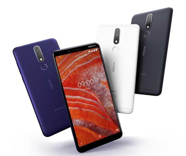 Nokia 3.1 Plus recibe actualización de Android 10