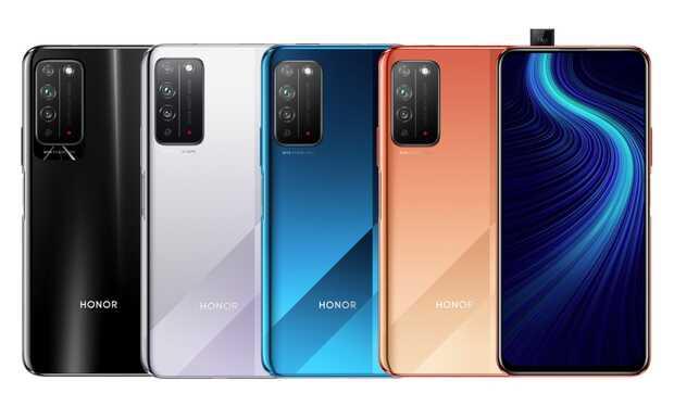Huawei le da la vuelta a las restricciones para seguir usando Android 10 con el nuevoHonor X10