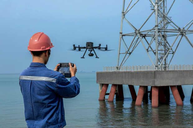 Nuevo dron de uso industrial avanzado de DJI