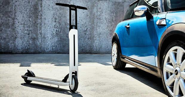 Nuevo scooter eléctrico Segway Ninebot más ligero y con diseño futurista