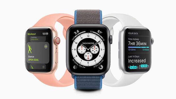 Usuarios de Apple Watch y HomePod enfrentan problemas de iCloud