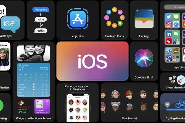 iOS 14 estrena pantalla de inicio con widgets y una Siri rediseñada