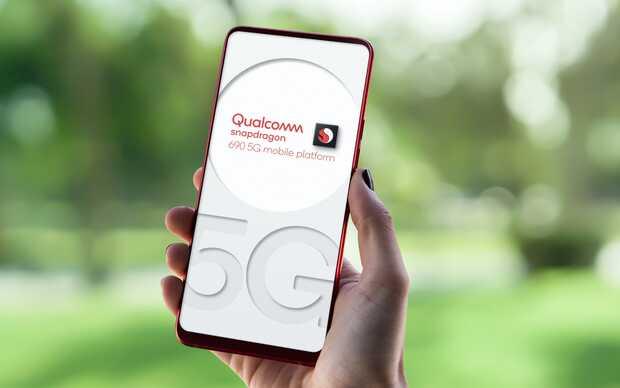 Nuevo procesador Qualcomm Snapdragon 690 lleva 5G a los teléfonos económicos