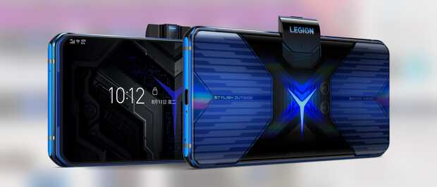 Lenovo Legion Phone Duel: primer móvil gaming de Lenovo con cámara pop-up lateral