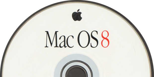 Mac OS 8 en forma de aplicación disponible para macOS, Windows y Linux