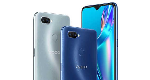 OPPO A12s es el nuevo móvil súper barato de la marca china
