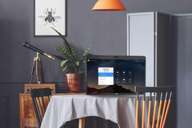 Zoom for Home Dten Me: tablet gigante de Zoom para videollamadas con funciones de pizarra y monitor