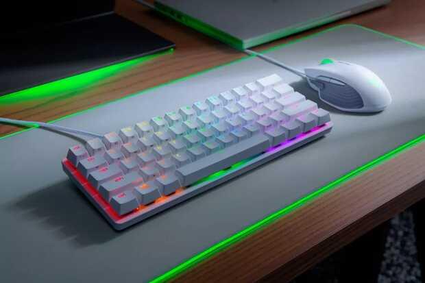 Huntsman Mini: primer teclado 60 por ciento de Razer