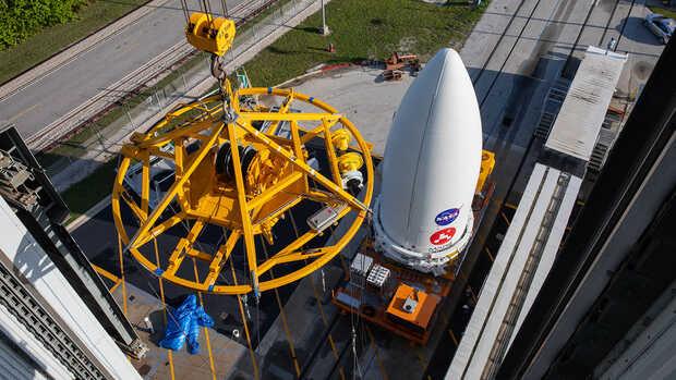 Rover Perseverance de la NASA será lanzado rumbo a Marte esta semana