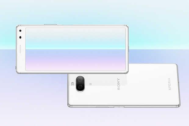 Xperia 8 Lite es el nuevo teléfono de gama media de Sony