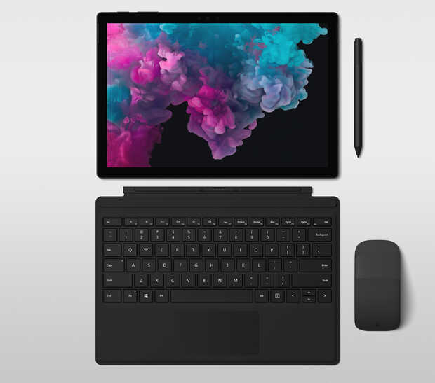 Microsoft Surface Pro X con procesador más rápido y nuevos accesorios