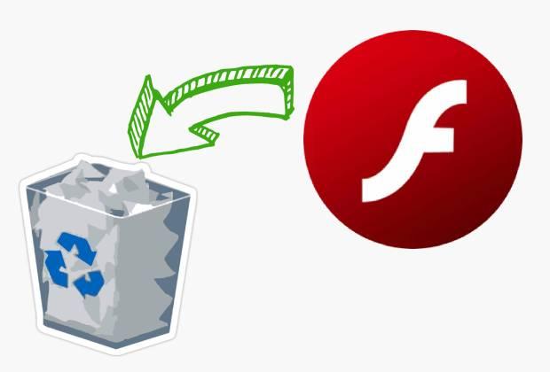 Actualización manual de Windows 10 elimina Adobe Flash para siempre