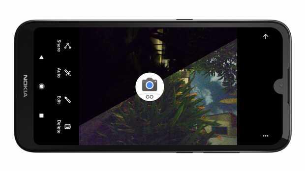 Actualización de Google Camera Go lleva la fotografía en modo nocturno a los teléfonos de gama baja