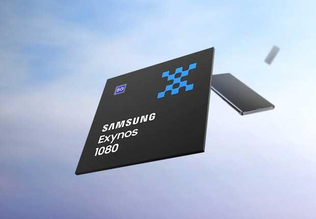 Exynos 1080: el primer chipset de 5nm de Samsung