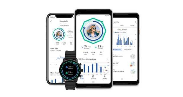 Google Fit y Wear OS se actualizan con nuevas funciones para una vida más saludable