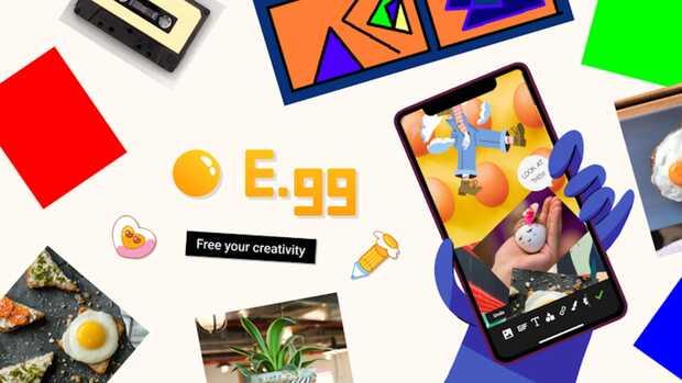 Nueva app de Facebook para realizar collages artísticos con materiales multimedia