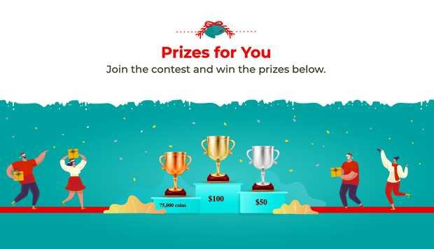 Participa en el concurso GetInsta para obtener seguidores de Instagram gratis y ganar grandes premios en 2021