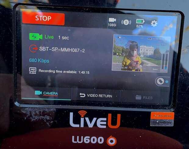 Informe 'State of Live' de LiveU 2020 confirma  aumento en la transmisión IP