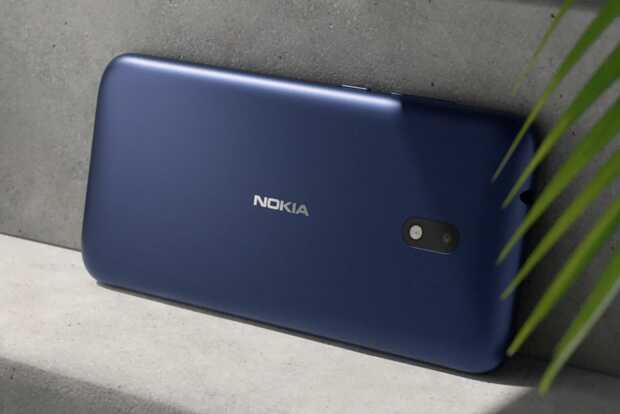 Nokia C1 Plus: un celular con Android 10 realmente barato