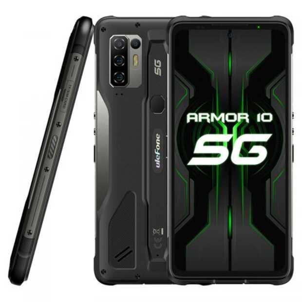 Ulefone Armor 10: primer teléfono todo terreno 5G del mundo además ofrece buen rendimiento