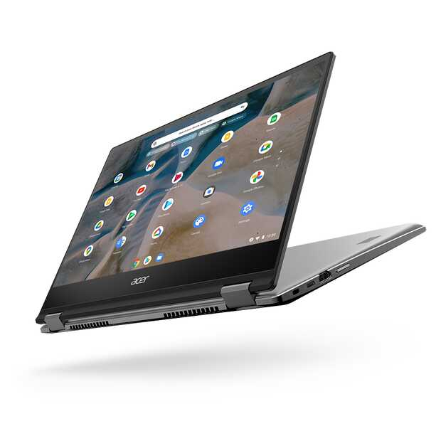 Primera Acer Chromebook con estructura de acero reforzado y procesador AMD Ryzen