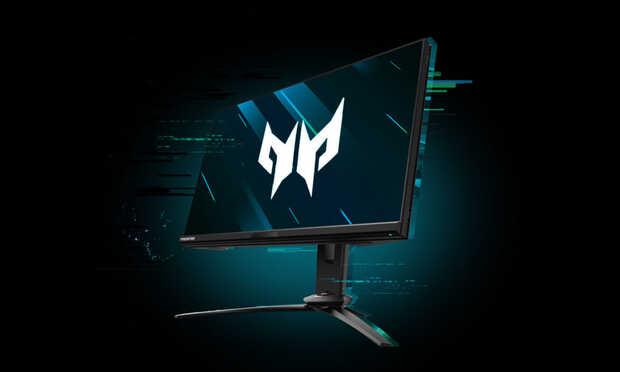 Acer lanza 3 monitores para juegos con frecuencia de actualización de hasta 275 Hz #CES2021