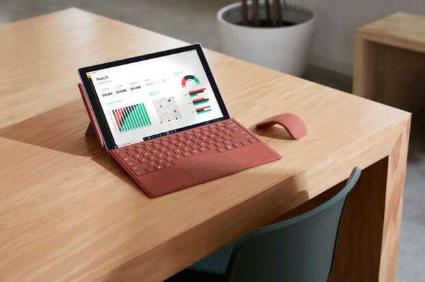 Nueva Surface Pro 7+ con actualizaciones significativas pero sin 5G