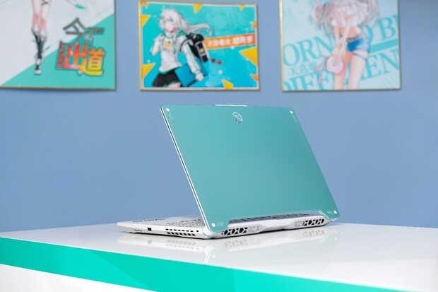 Nueva computadora portátil para juegos ASUS con Ryzen 5000 y apariencia inusual