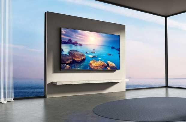 Xiaomi lanza gran televisor QLED 4K con Android TV 10 y control remoto Bluetooth