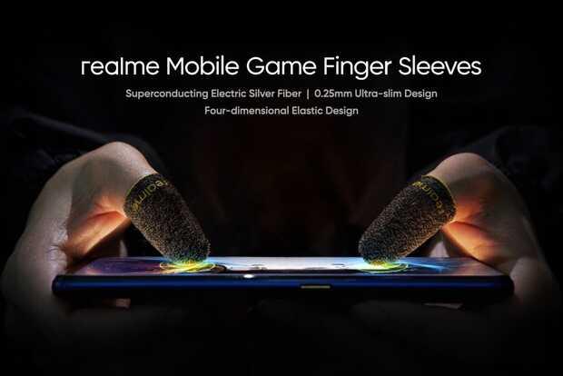 Realme lanza notables accesorios para jugadores móviles