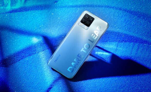 Realme 8 Pro: un móvil gama media barato con una súper cámara de 108 MP
